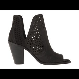 Jessica Simpson Open Toe Ankle Boot
